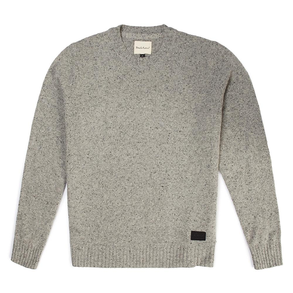 Standard Knit - Grey Marle