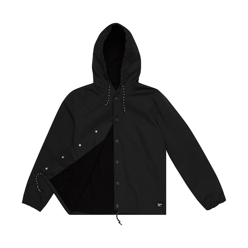 Williams Coach Jacket - Black