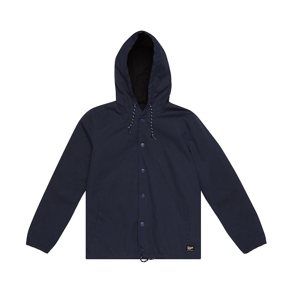 Williams Coach Jacket - Navy