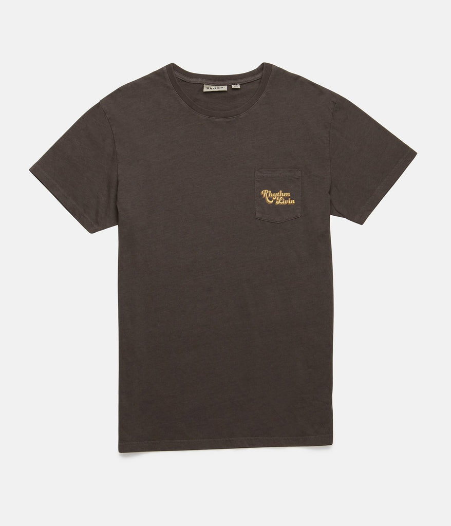 Pocket T-Shirt - Vintage Black
