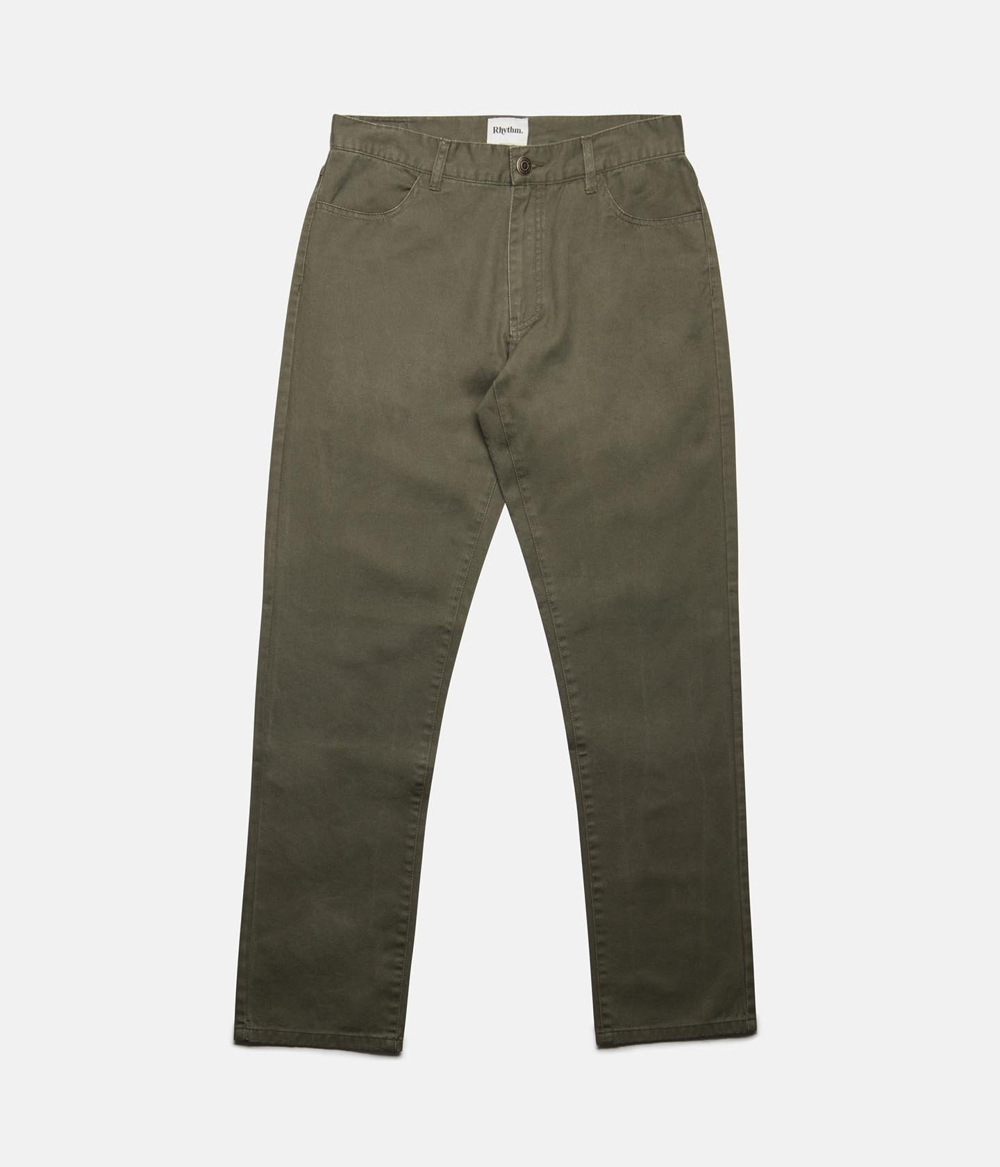 Jean Pant - Olive
