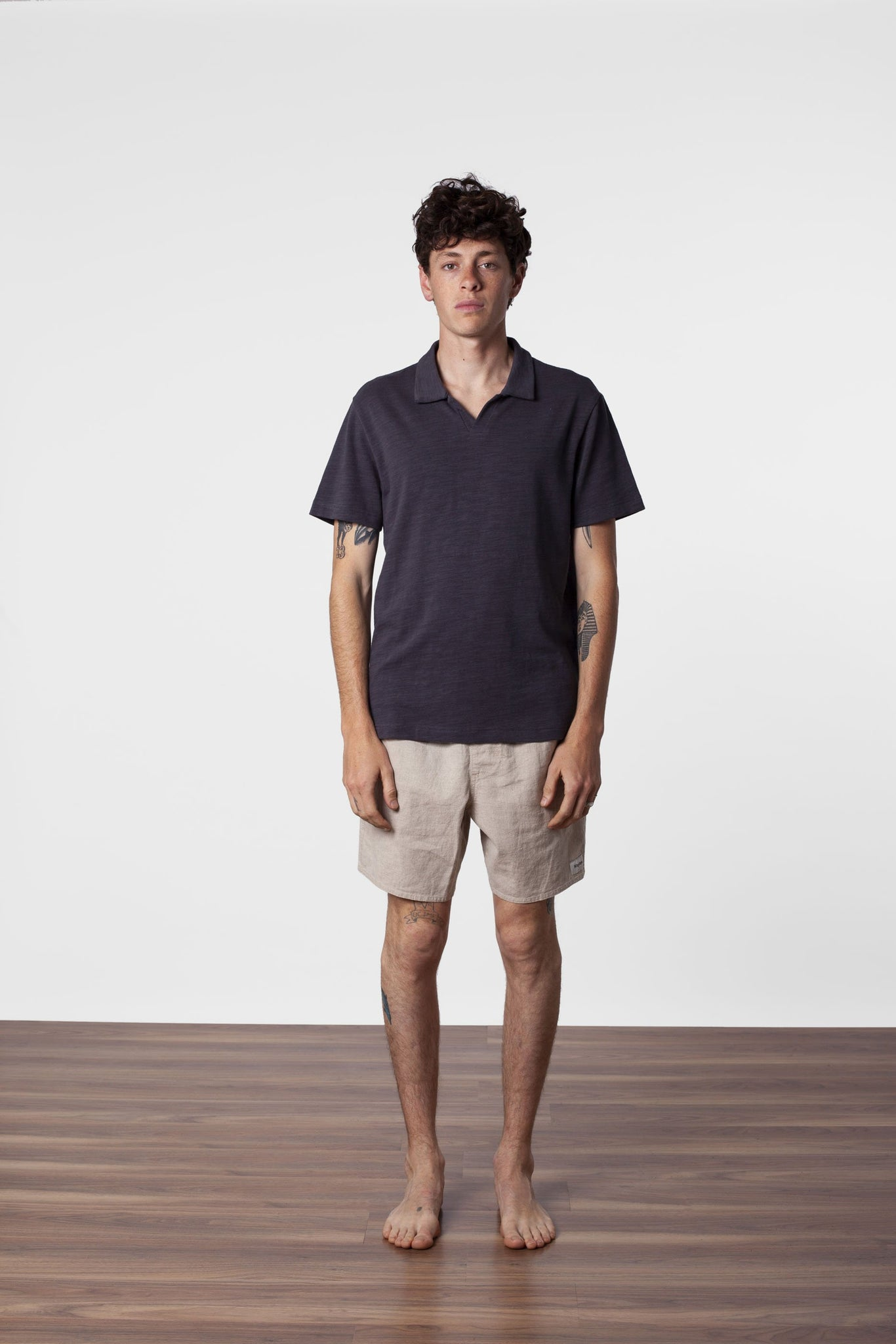 Surf Polo - Navy