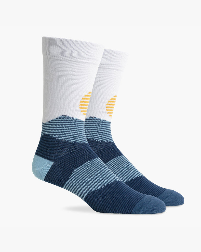 Men's Oakley Socks - Blue Multi