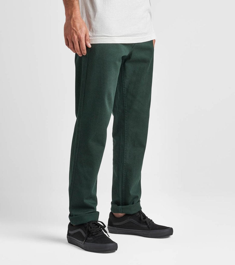 Porter Chino Pants - Forrest