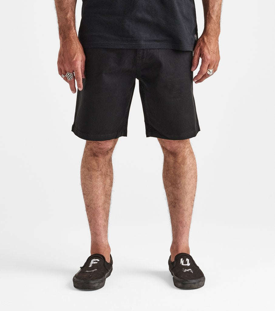 "Porter Midweight Shorts 19"" - Black"