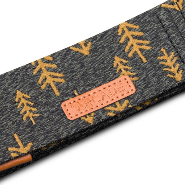 Arcade Belts - Ranger - Heather Green