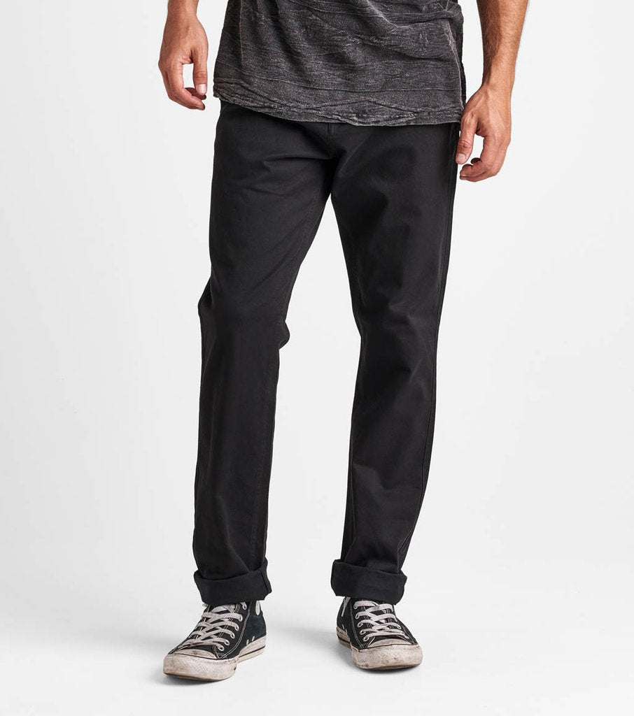 Porter Chino Pants - Black