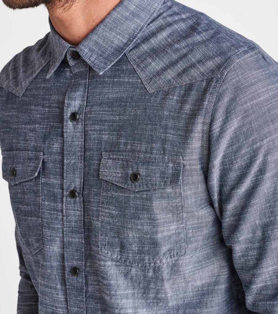 Vaquero Button Up