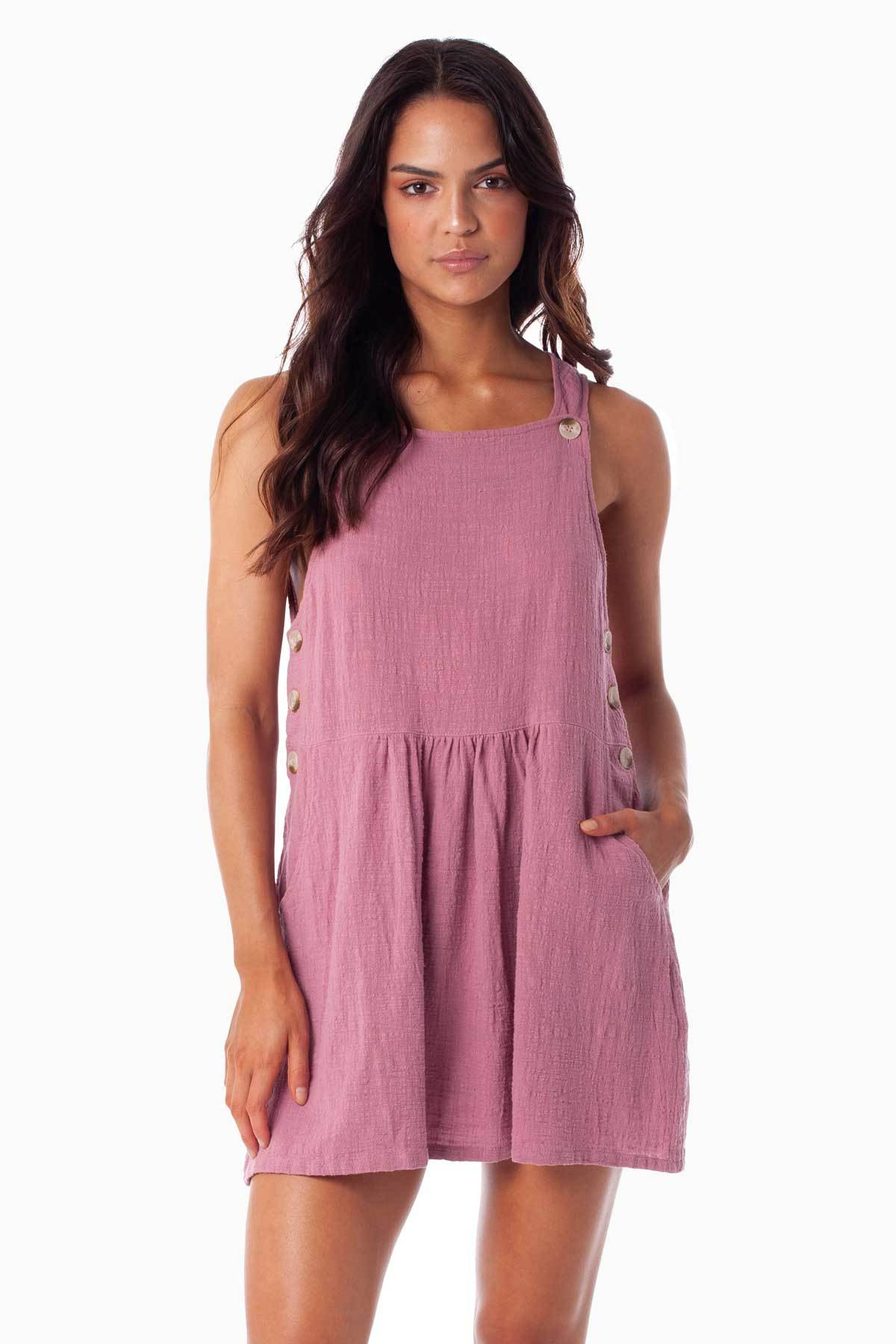 Sundown Dress - Mauve