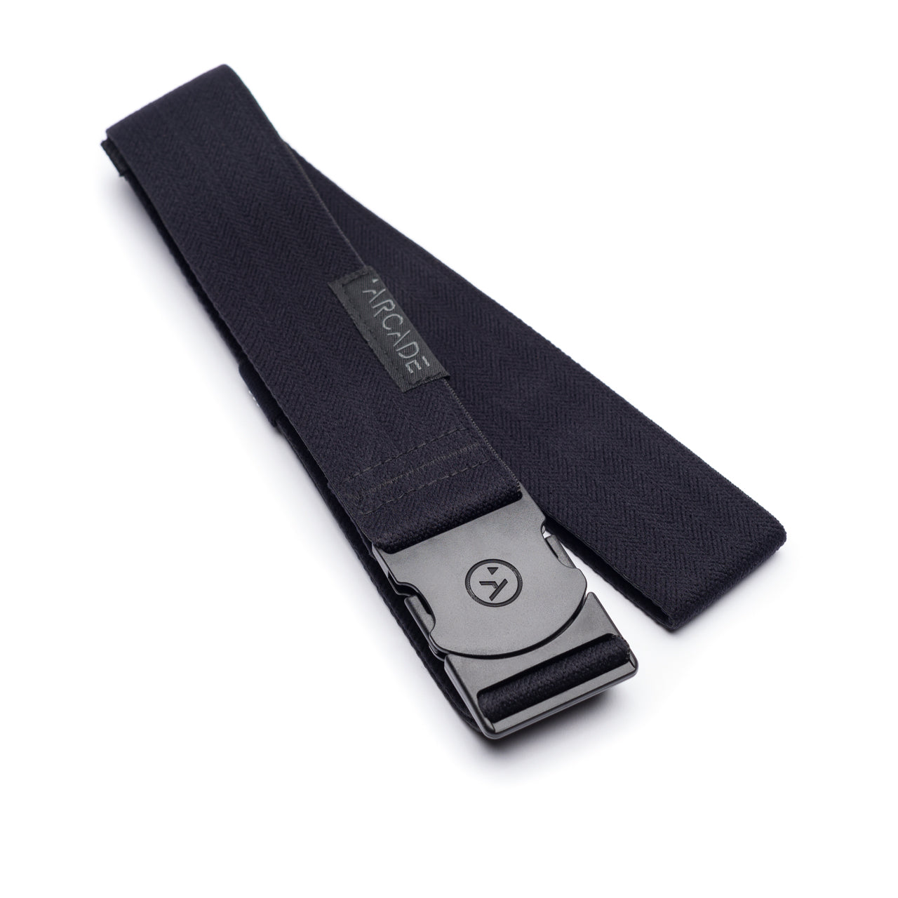 Arcade Belts - Midnighter - Black