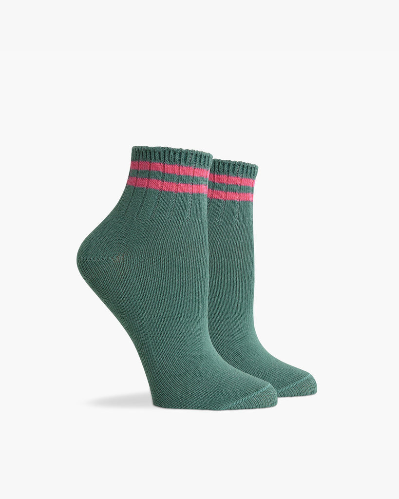 Women's Ankle Aria - Sage & Pink