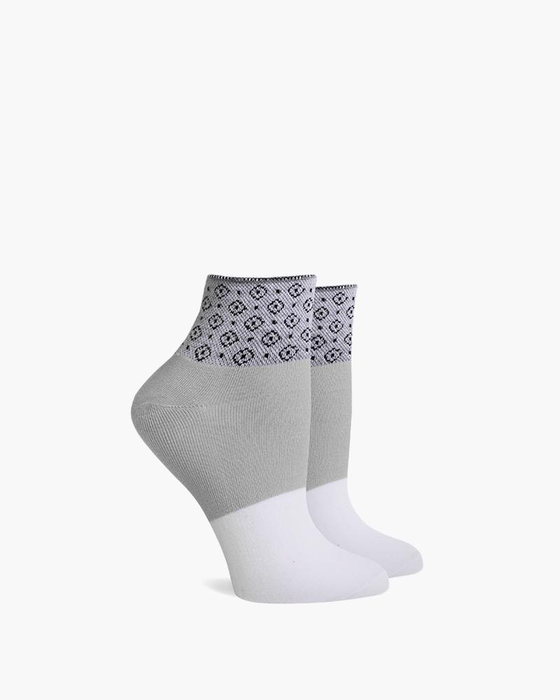 Women's Celina Socks - Grey