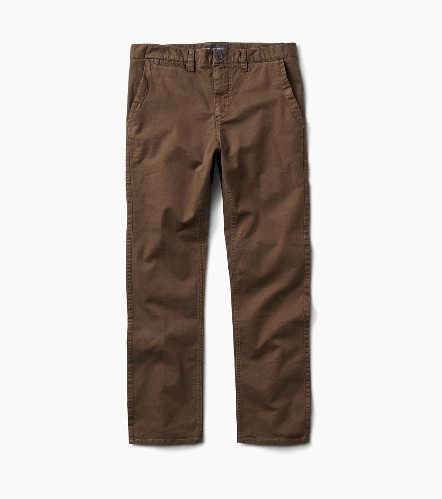 Porter Chino Pants - Brown
