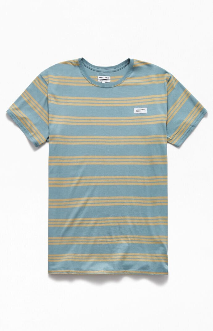 National Deluxe Tee - Stone Blue