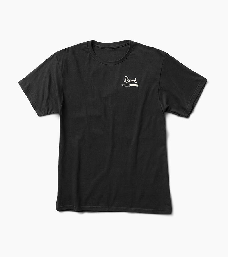 Always Keep an Edge Tee - Black