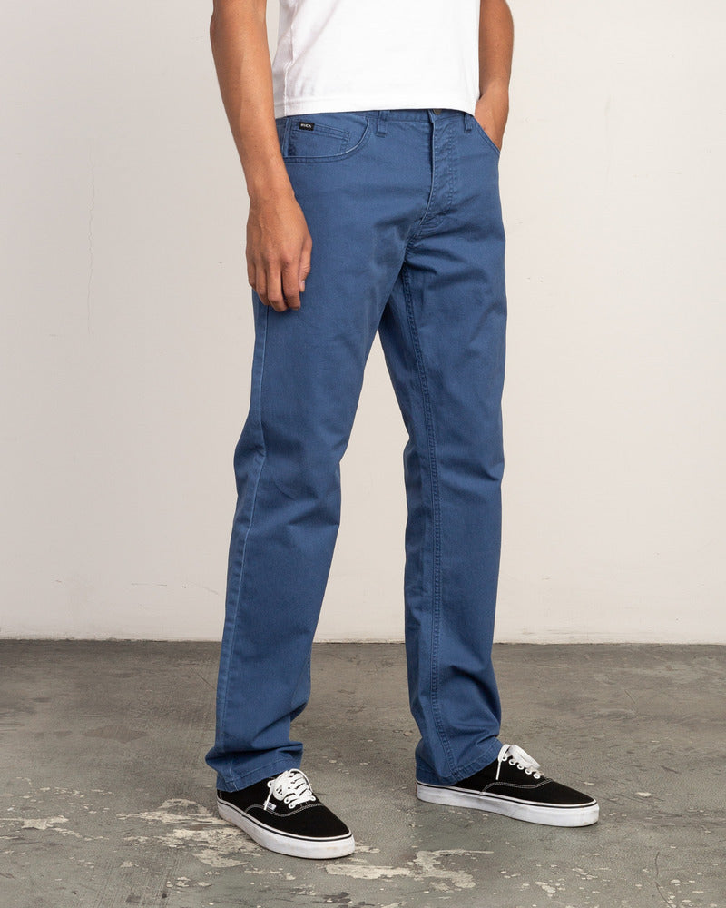 Stay Pant - Surplus Blue