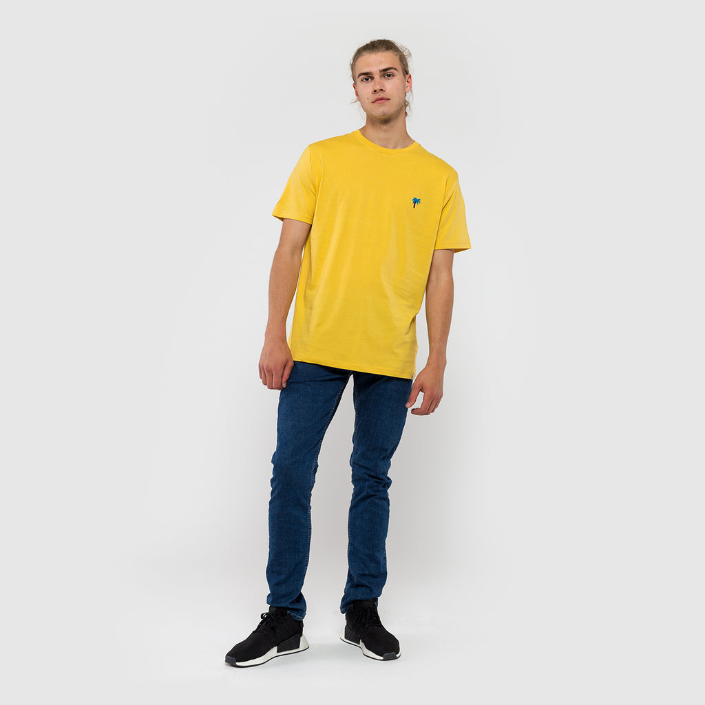 Bonde Premium T-Shirt - Yellow