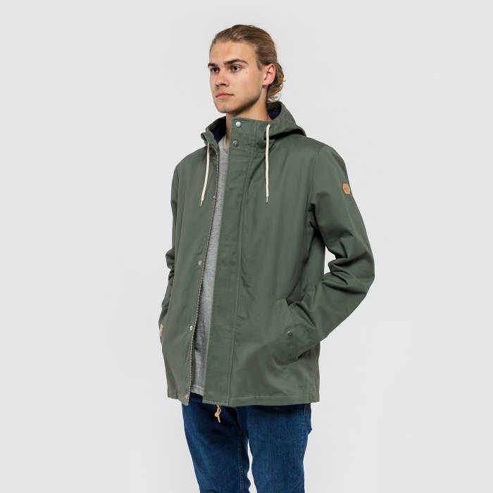Bille Jacket - Green