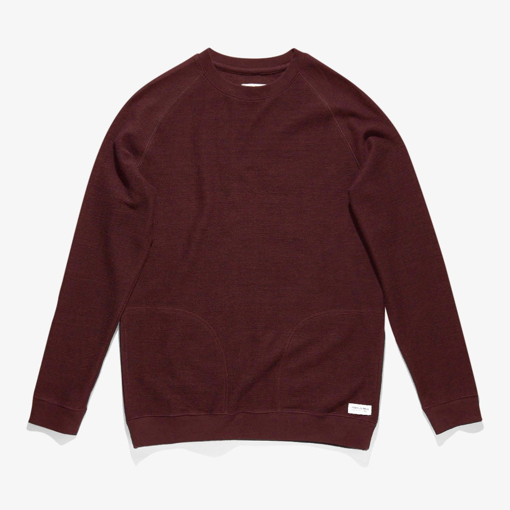 Recruit Transseasonal Fleece - Plum