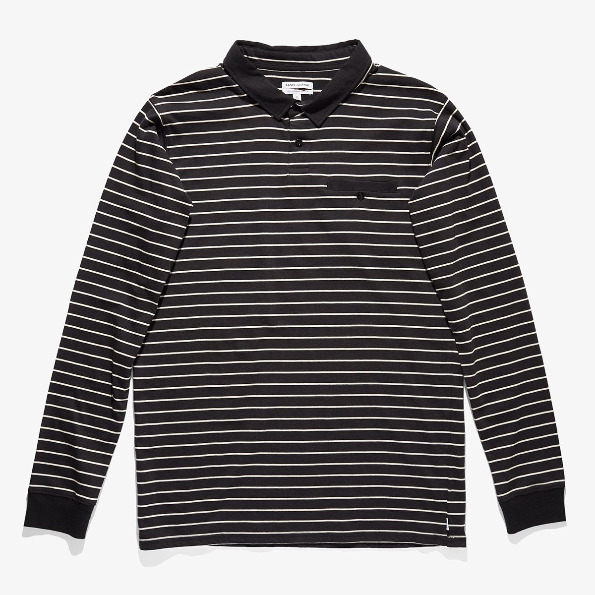 Boston Polo Long Sleeve