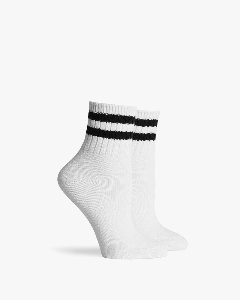 Women's Aria Socks - White