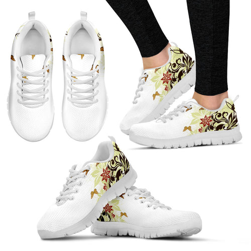 Butterfly Sneakers - Womens - footsteppers