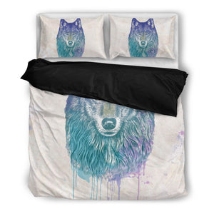 Wolf Bed Set