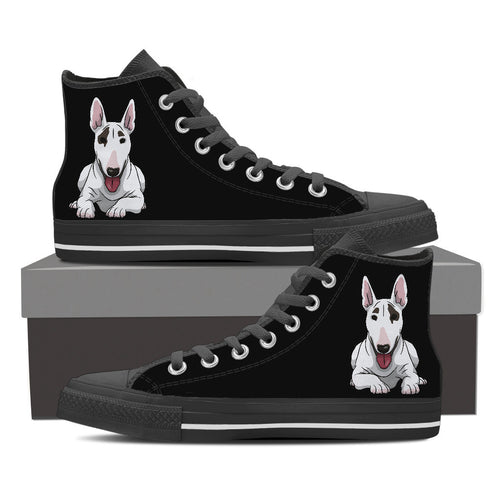Bull Terrier Shoe - footsteppers