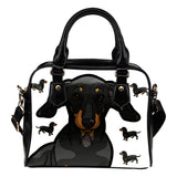 Dachshund Shoulder Bag