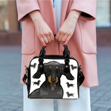 Dachshund Shoulder Bag - FOOTSTEPPERS.COM