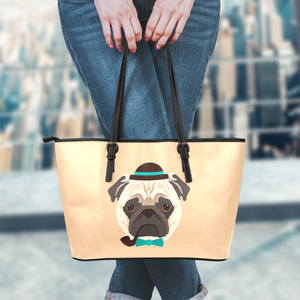 Pug Tote Bag - Footsteppers.com