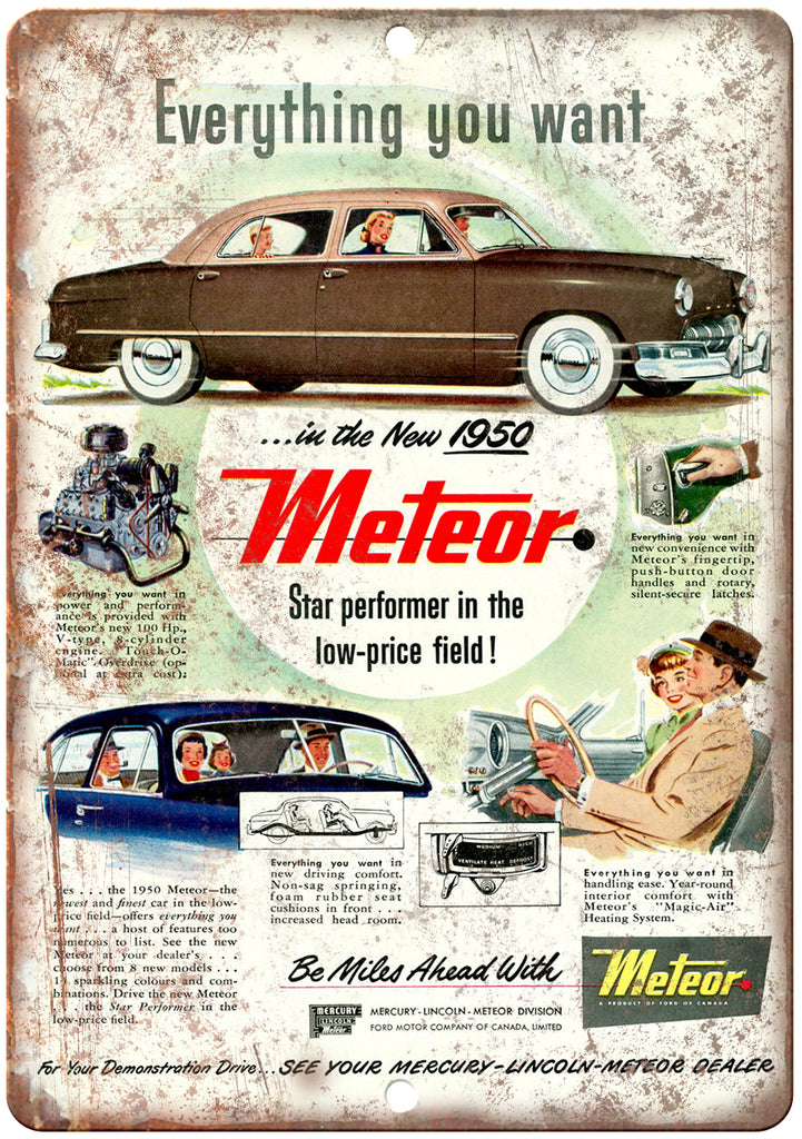 1950's: Automobile Advertising in the Decade Of Mass Consumption