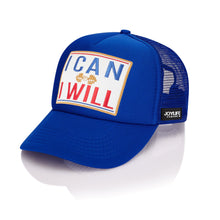 I CAN I WILL (+ Colores)