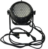 LED Water proof Par Wash Fix angle 3 Watt RGB x 54