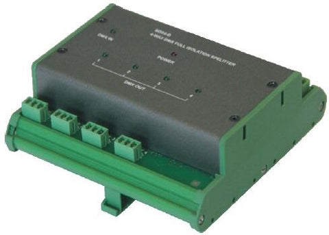 RDM / DMX-512 Relay switch