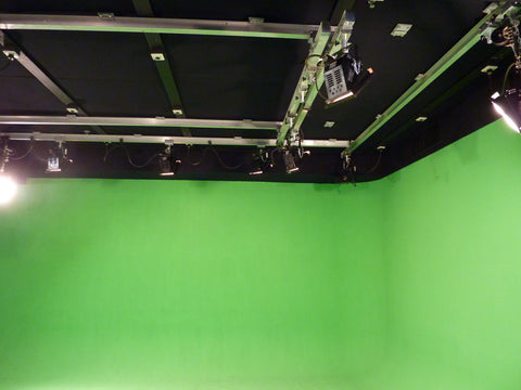 TV Studio Lighting Grid & Track System