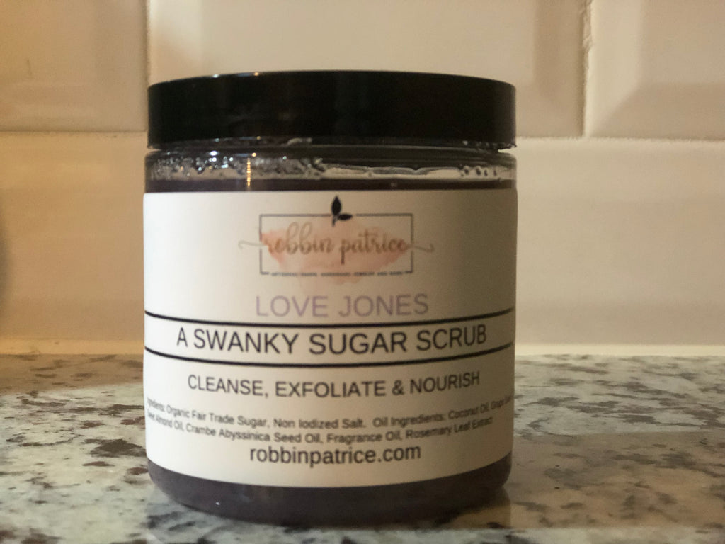 Love Jones Sugar Scrub