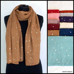 Sparkle Star Scarf