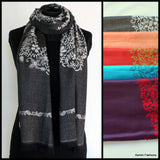 Tear Drop Pashmina