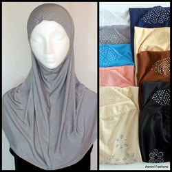 Waterfall Child Al-Amira Hijab