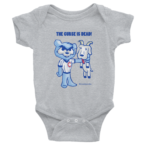 The Curse Is Dead Onsie