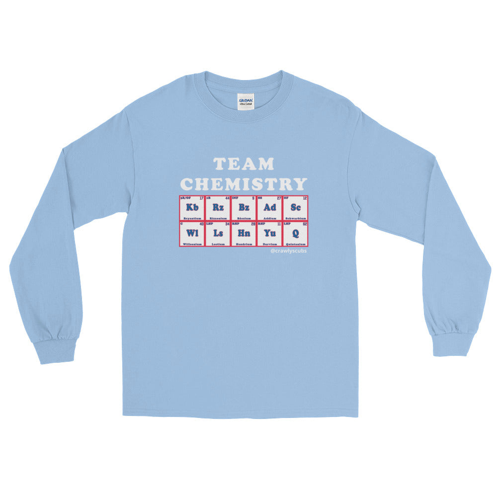 Chemistry Unisex/Men's Long Sleeve Shirt
