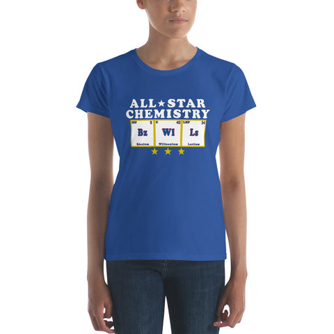 Chemistry All Star Edition Women's Tshirt