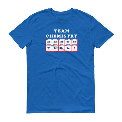 Team Chemistry Unisex/Men's T-Shirt