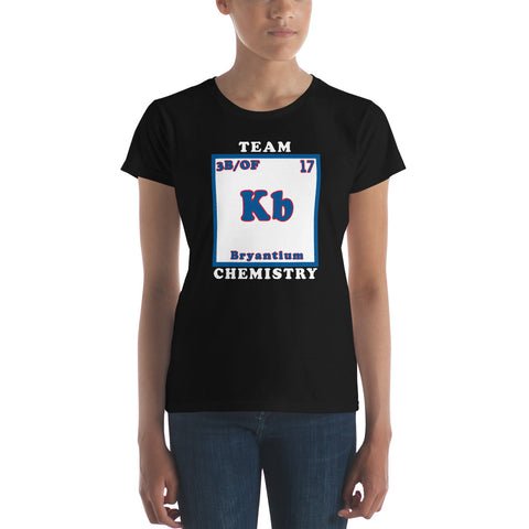 Chemistry KB Women's T-shirt