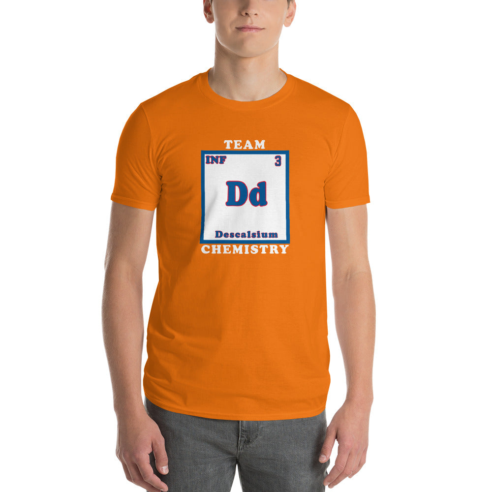 Chemistry DD Unisex/Men's Short-Sleeve T-Shirt