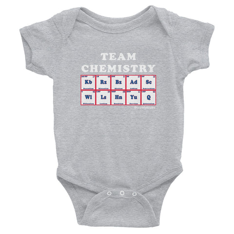 Chemistry Infant Onsie