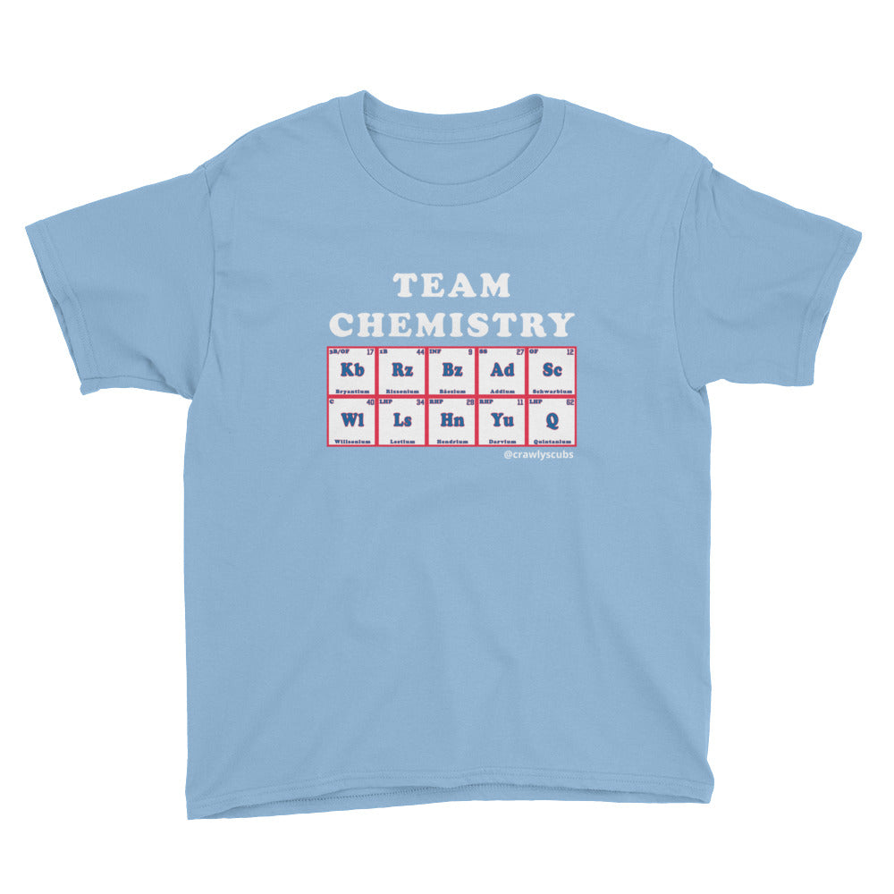 Chemistry Youth Tshirt