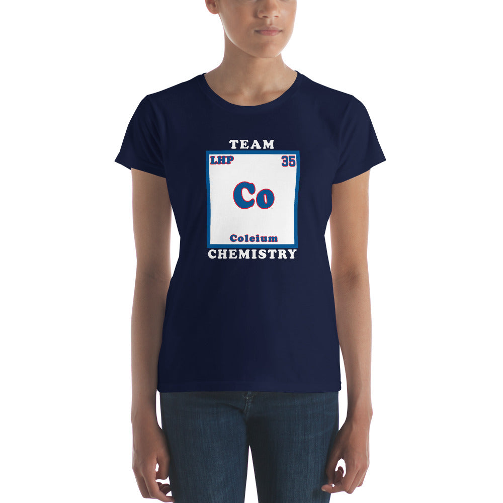 Chemistry Co Women's T-shirt