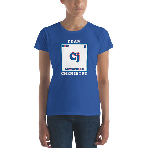 Chemistry Cj Women's T-shirt